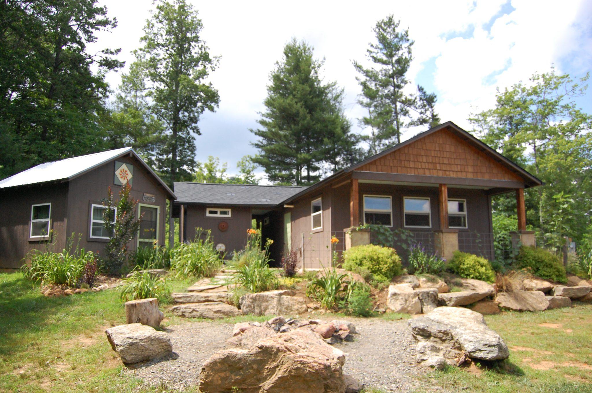 Eco Cabins & Camping | Franny's Farm